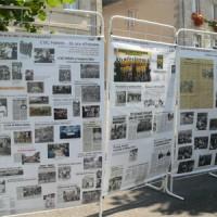 Exposition 55 ans d'histoire
